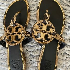 COPY - Tory Burch Miller sandals